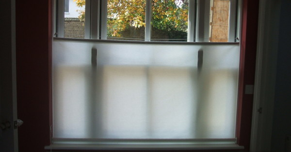 Roller Blind Rolling Up From The Bottom Baileys Blinds